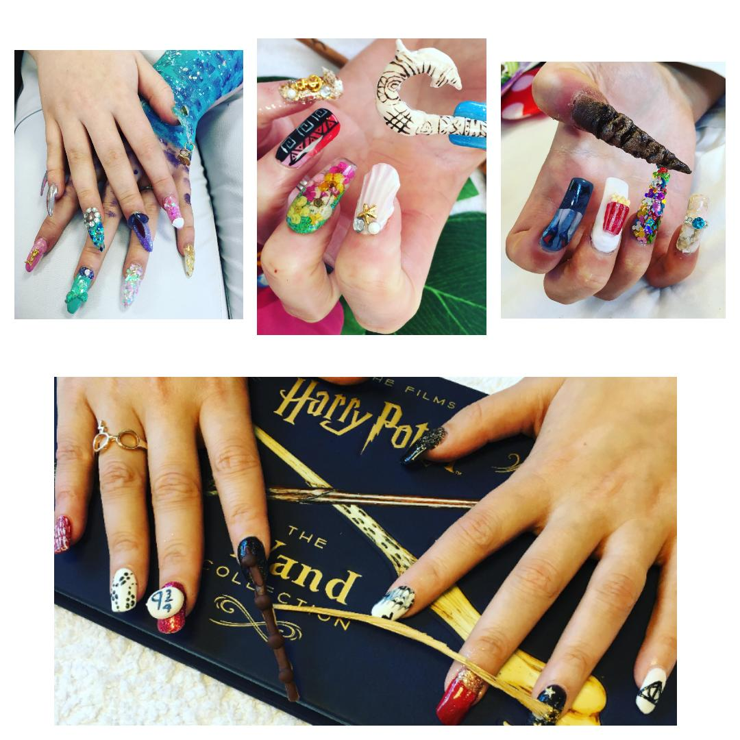 White Rose Colleges On Twitter Nail Art Competition Winners