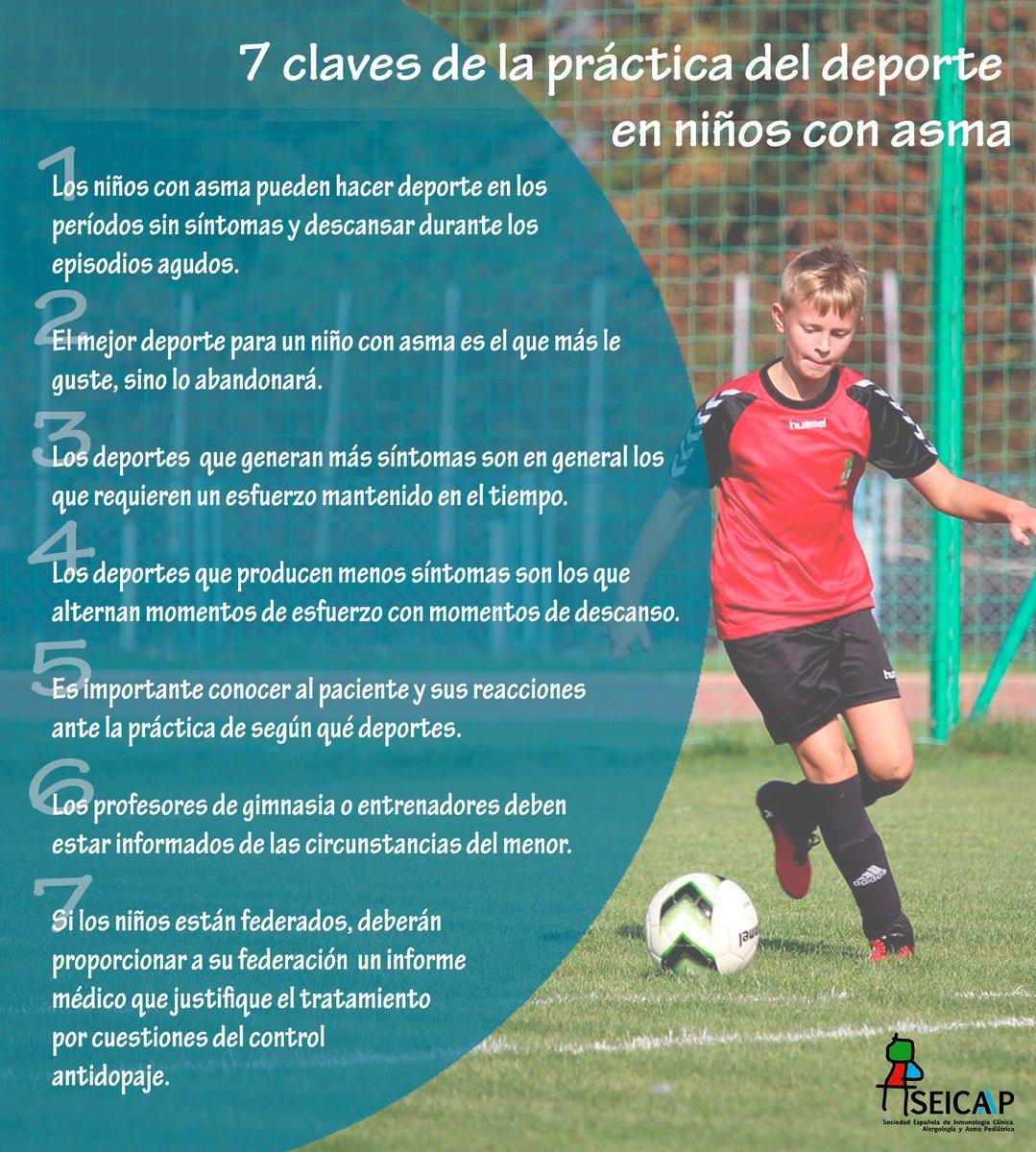 7 claves para la practica deportiva en n...
