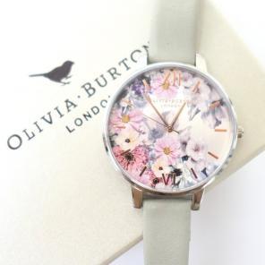 待って待ってオリビアバートンの時計可愛すぎるだろ春すぎる頭おかしいんじゃないの?可愛い欲しい時計つけないけど