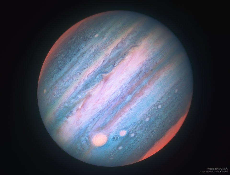 #FelizMiercoles  La foto del día #NASA h...