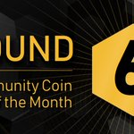 Image for the Tweet beginning: Community Coin of the Month