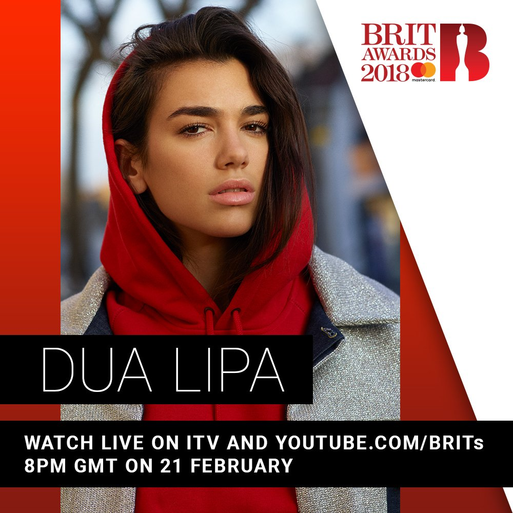 Watch The #BRITs tonight at 8pm (GMT) ht...