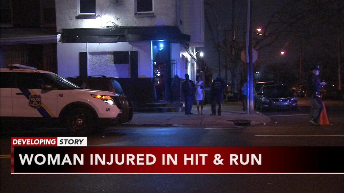 Woman struck by hit-and-run driver in Tioga-Nicetown https://t.co/zaZvpR5Z94