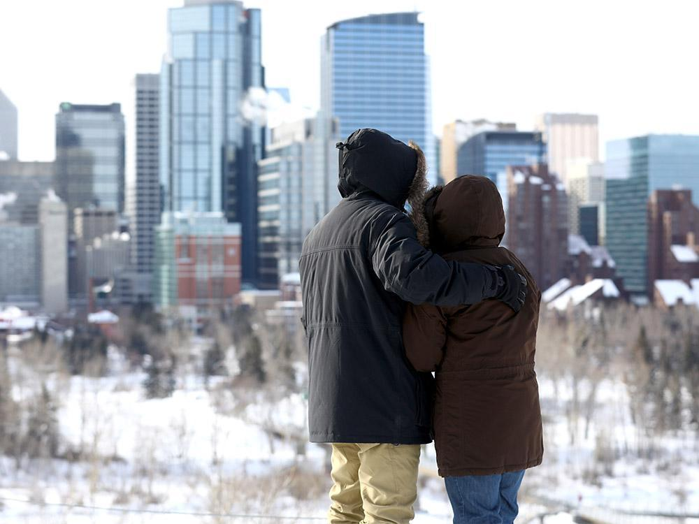'It's not over': More cold, snowy days on the way for Calgary after coldest February in almost 25 years https://t.co/kbE0BmnYf4 #yyc