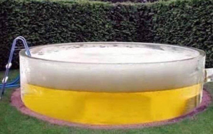 #SeEuGanhasseUmMilhao teria uma piscina...