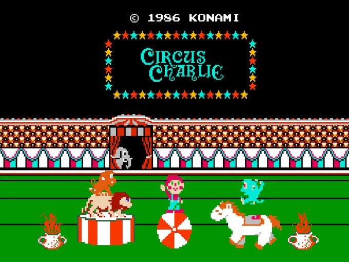 *suena la musiquita* #CircusCharlie http...