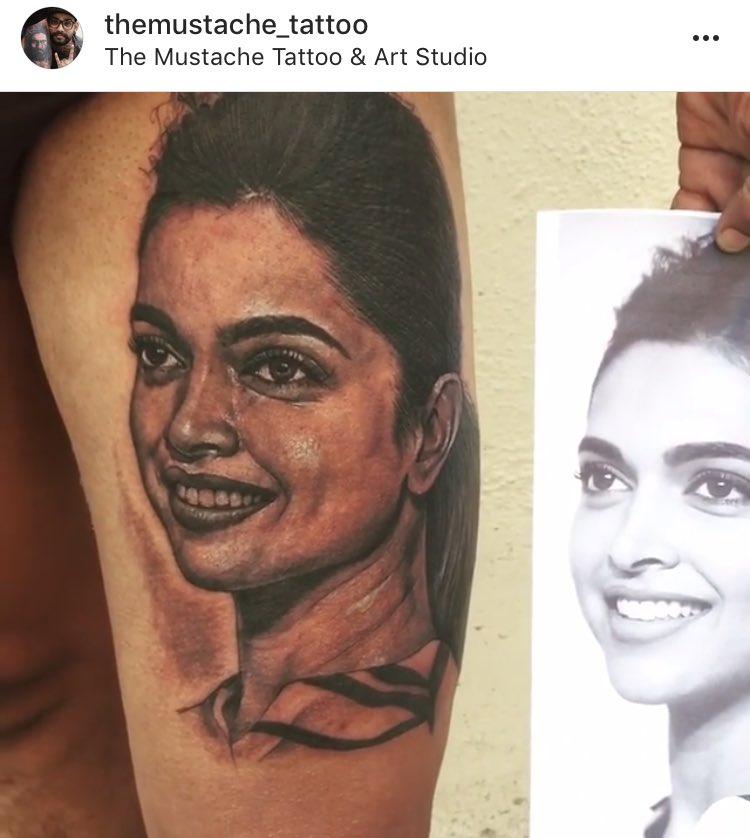 Deepika Padukone Eyebrows Tattoo - Deepika Padukone Age