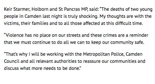 MP @Keir_Starmer says murders last night were 'truly shocking' https://t.co/Ww4pZknnIh