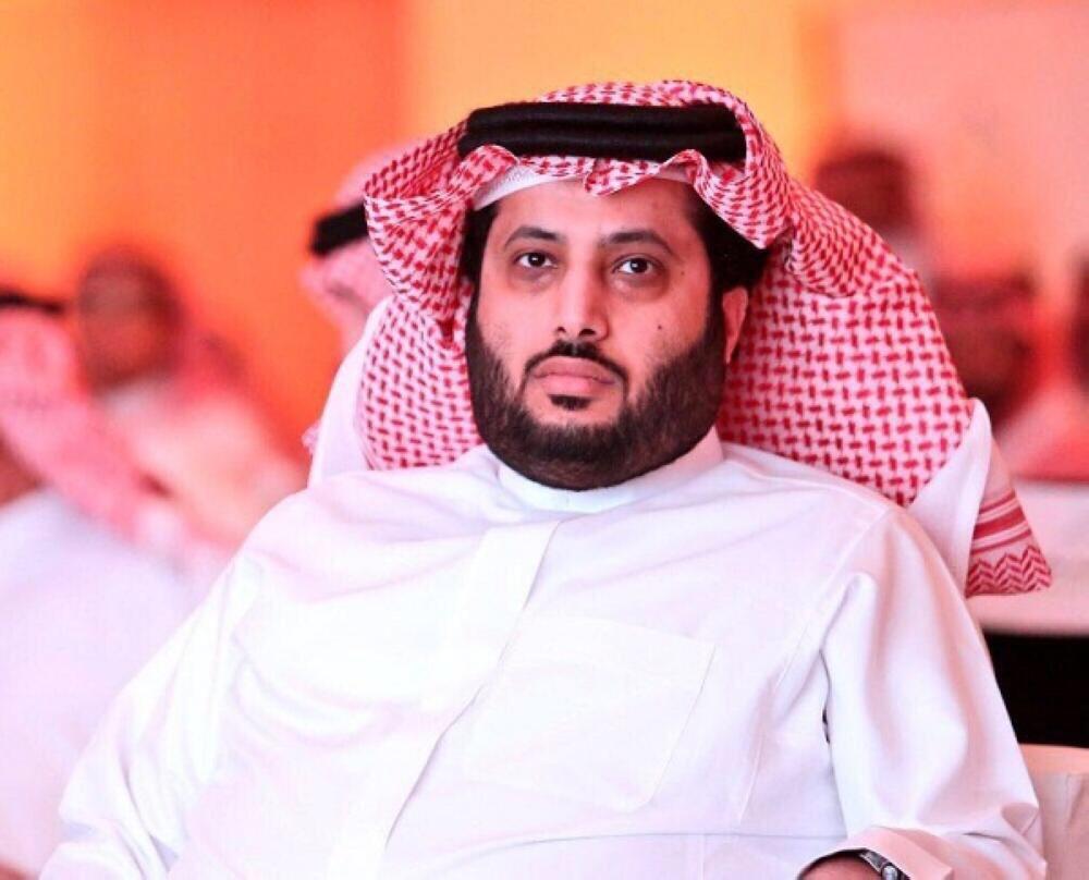 رئيس هيئة الرياضة تركي ال الشيخ : جمهور...