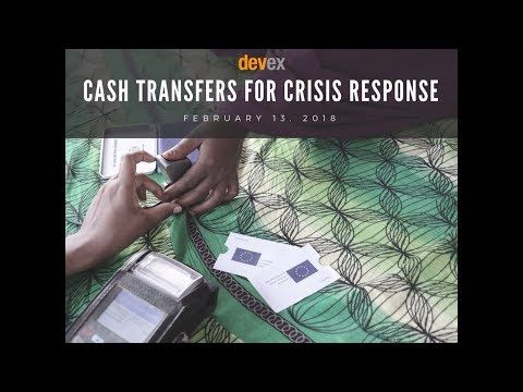 Cash transfers have become an increasingly popular tool in the past few years by the humanitarian sector.   But how do they work? And are they effective?  Watch @devex's webinar featuring CGD's @owenbarder to find out: https://t.co/oSL8jh5ogG