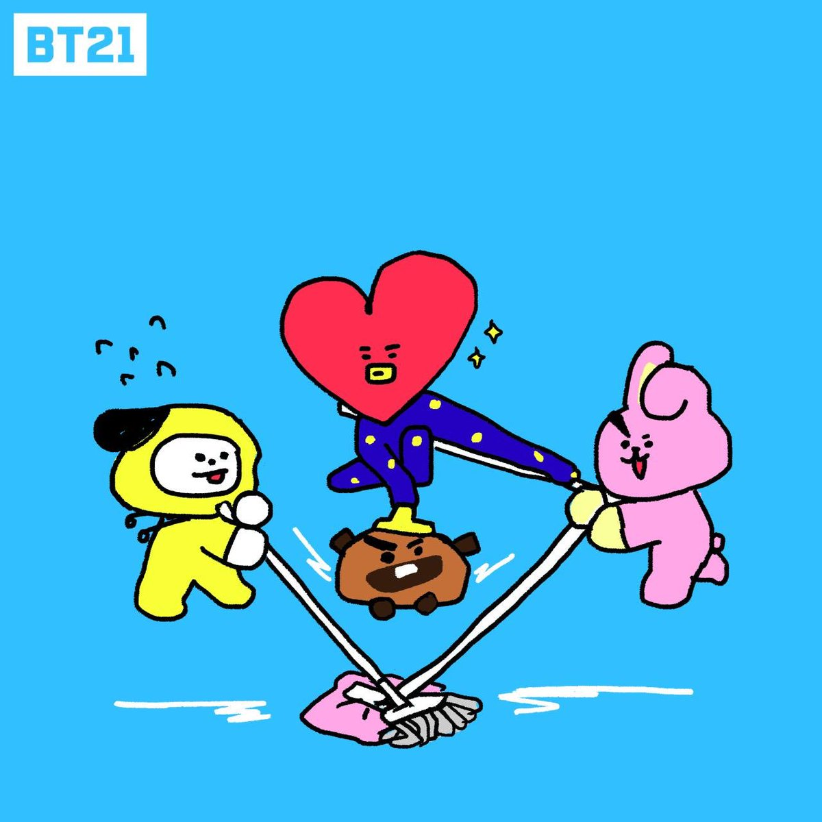 BT21's photo on Alisson