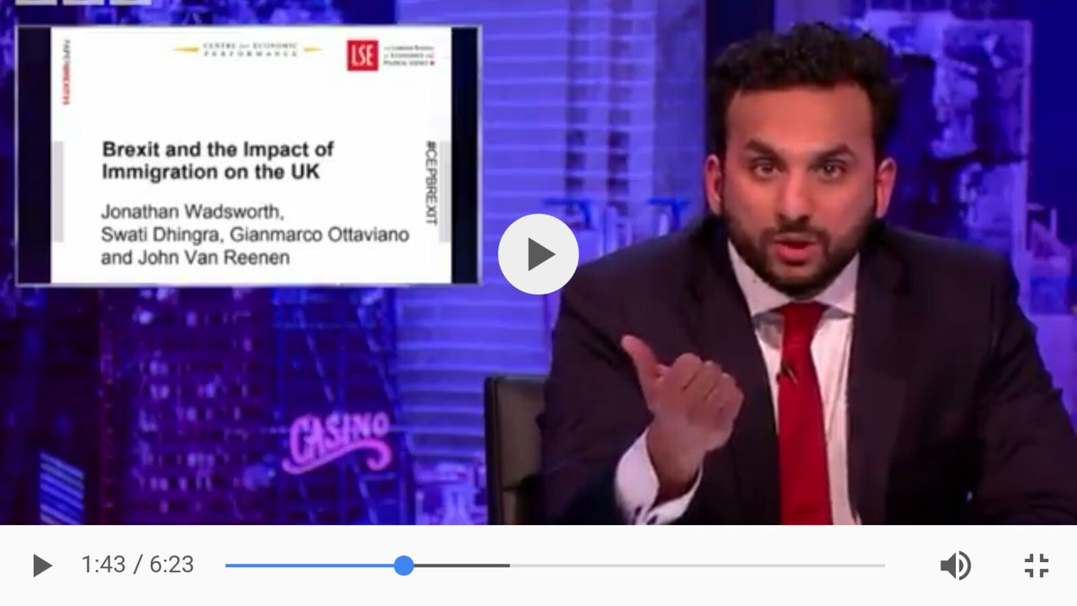 Nikhil Datta On Twitter Great To See Research From The Cep Lse