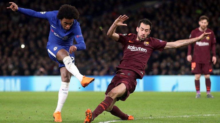 Conte domina contro il Barcellona (e apre alla Nazionale), Christensen rovina ... - https://t.co/QS7PrDMzZv #blogsicilianotizie #todaysport