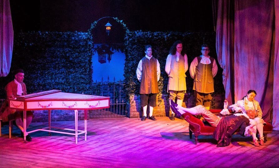 RT @thechewatson: Final week! #TwelfthNight #Shakespeare #theatre @ExeterBarnfield https://t.co/EB2gAr8vwS