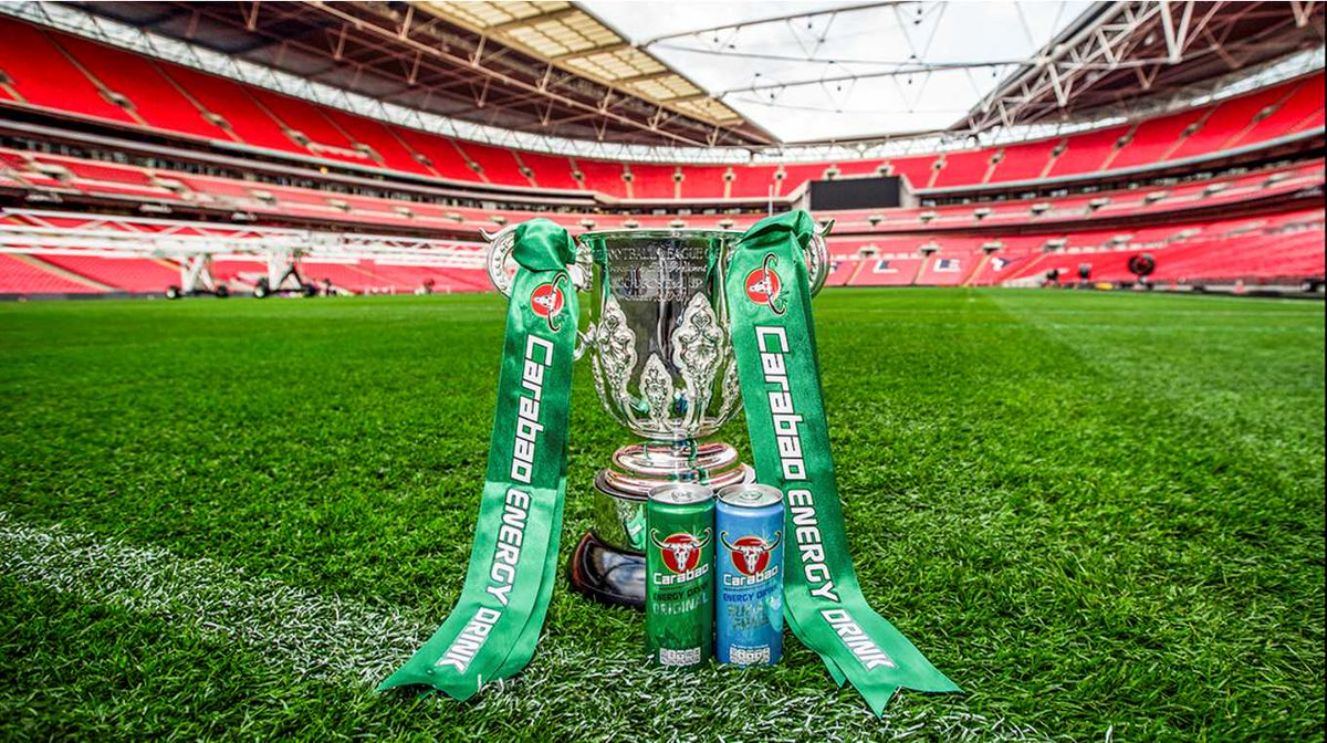 We've got 10 pairs of tickets to the Carabao Cup Final on Sunday up for grabs!  ⚽️🏆⚽️   Fancy #winning a pair? Just RT by 5pm today for your chance to see Arsenal vs Manchester City - @wembleystadium connected by EE.   Terms apply: https://t.co/VYMkxQF1au