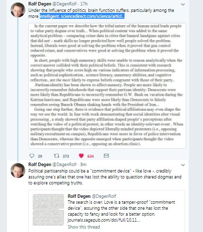 Philip E  Tetlock on Twitter: