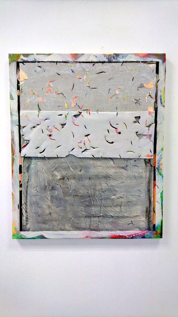 test Twitter Media - Unafraid white by @ColinDarke1 in @QSSBedfordSt is excellent. Well worth a visit! #art #VisualArt #ArtsMatterNI https://t.co/ADFbfeVvfj