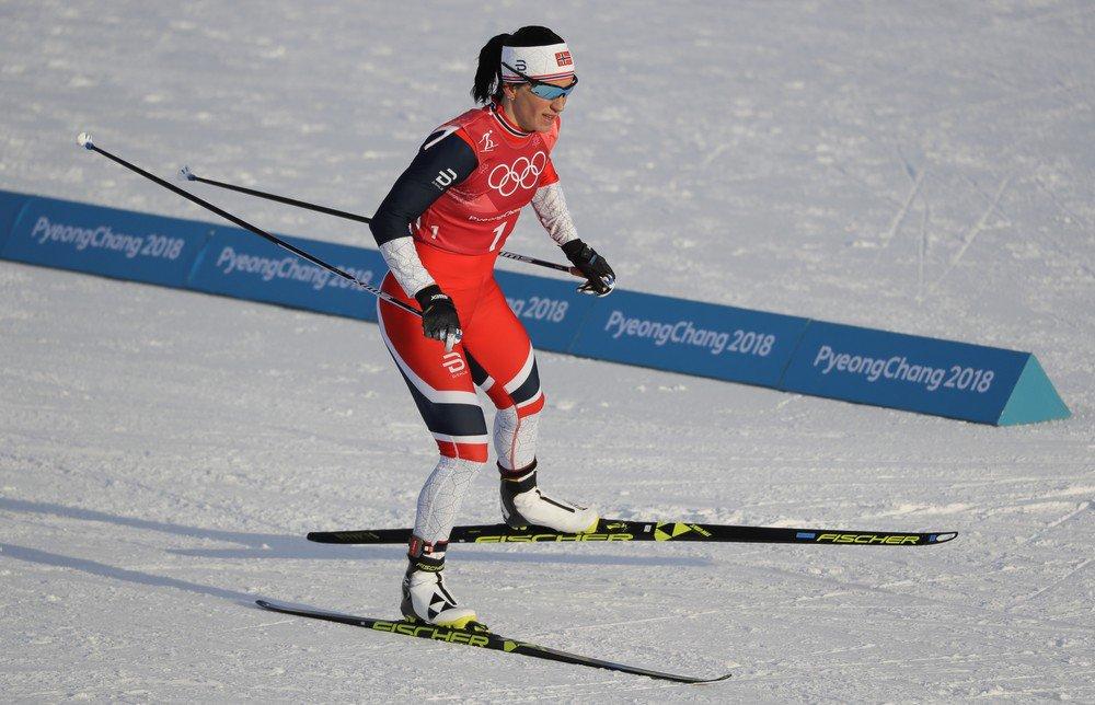 Noruega leva bronze, e Bjoergen se torna a maior medalhista dos Jogos de Inverno https://t.co/Jdv3AkprQd