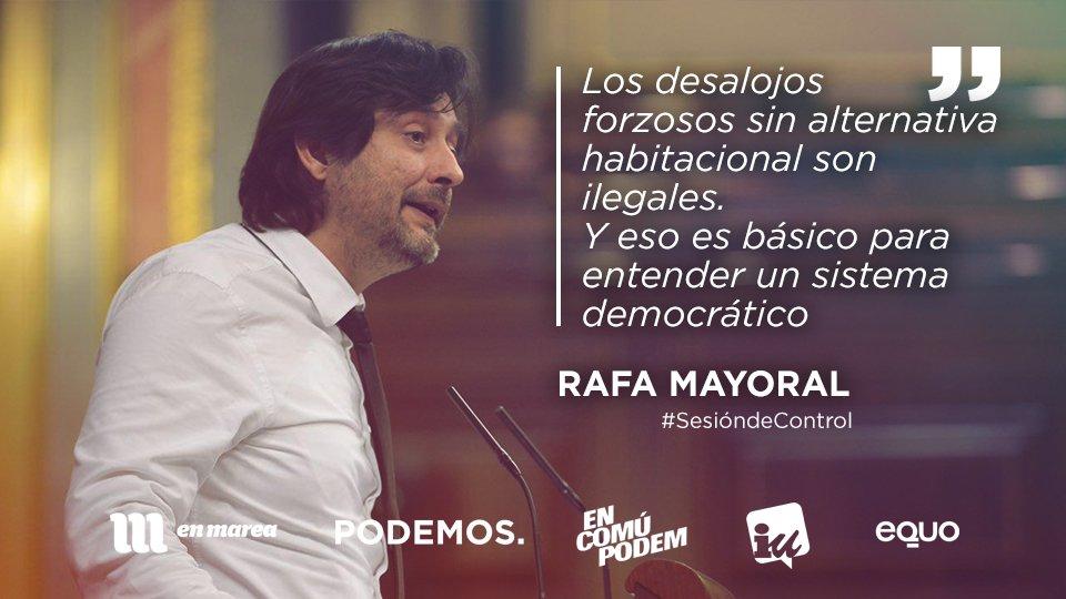 📽️Intervención de @MayoralRafa en la #Se...