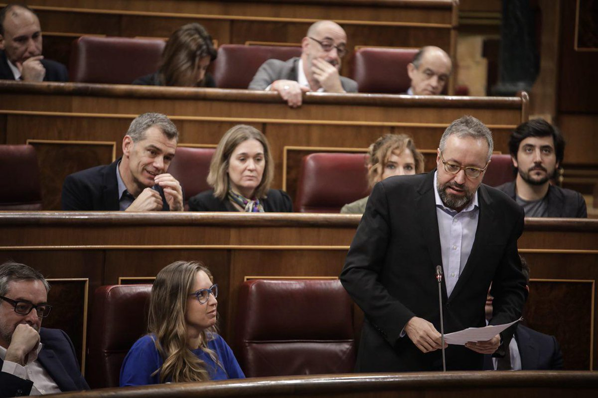 📰 @GirautaOficial advierte al Gobierno: 'No habrá Pacto por la Educación sin el castellano como lengua vehicular en toda España' https://t.co/b16FOSKGU6