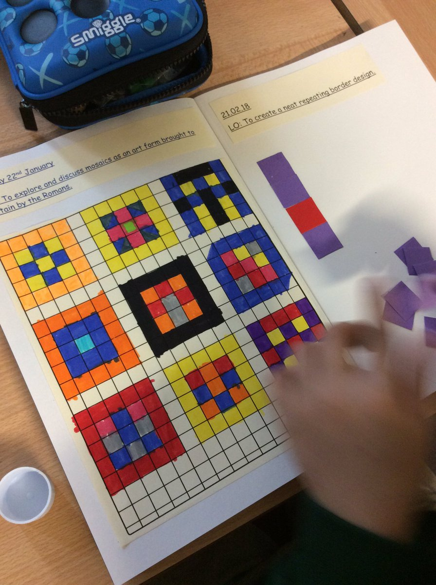Romanmosaicworkshops On Twitter A Great Way To Have Kids Try