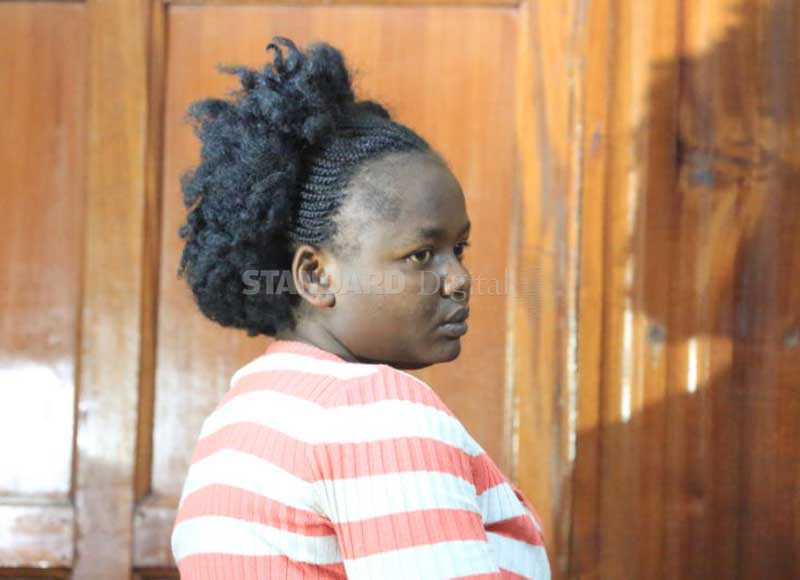 Court orders detention of woman accused of stealing baby at KNH https://t.co/athvaiwhip