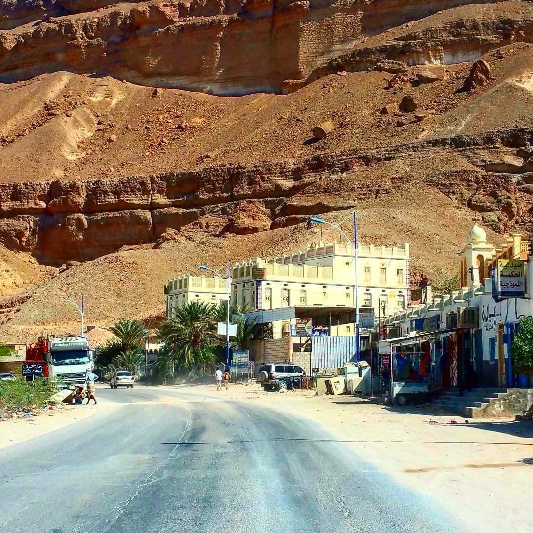 القطن، وادي حضرموت.  👍❤️