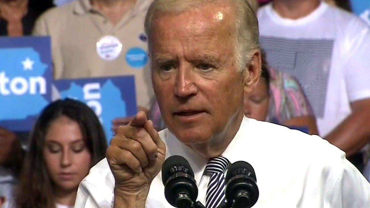 Biden 2020? Former Vice President Joe Biden is tiptoeing toward a potential presidential run.  https://t.co/Yb1DSTSudL