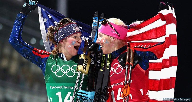 4️⃣2️⃣ years later, @kikkanimal & @jessdiggs break the U.S. Cross-Country medal drought. 📰: https://t.co/5WWPjhGAXo