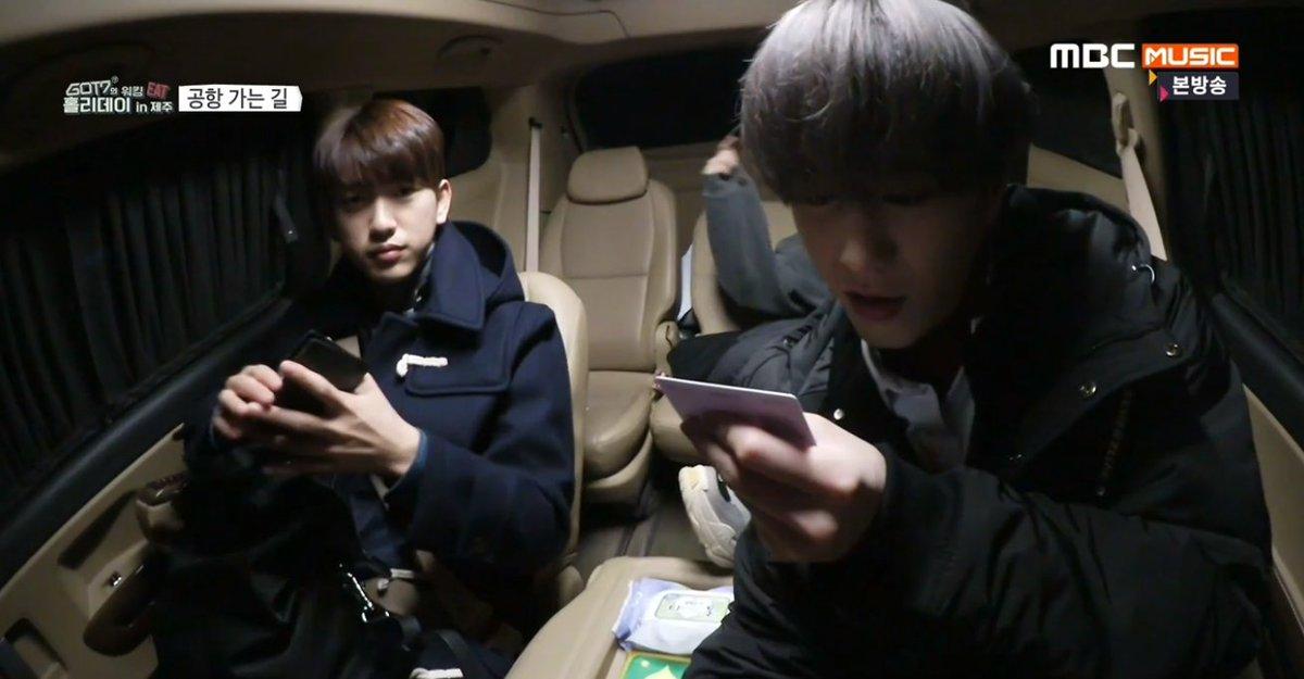 จินยองอวดใบขับขี่ให้น้องคยอมกับพี่มัคดู...
