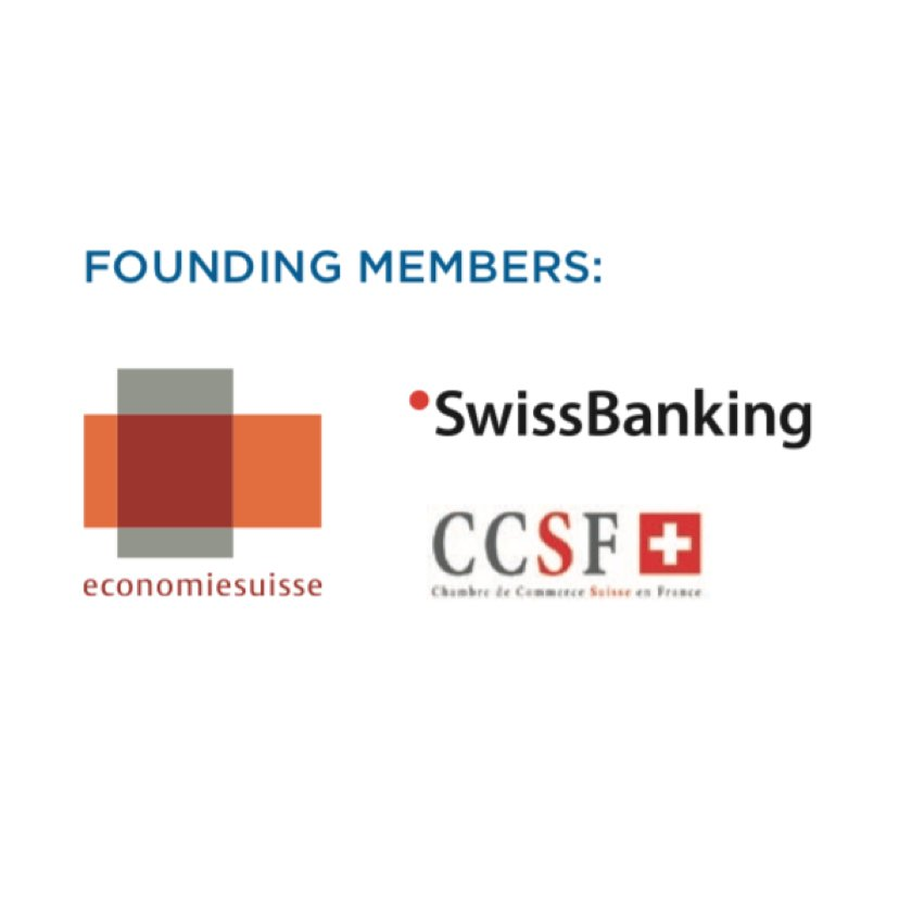 swissbankingsba and chambre de commerce suisse en france as the national commettee of switzerland we are part of iccwbopictwittercom9p8ufj04ma