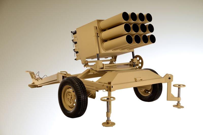 الراجمه الكرواتيه RAK-SA-12  الخفيفه الجديده  DWjupB1WsAEsjwX