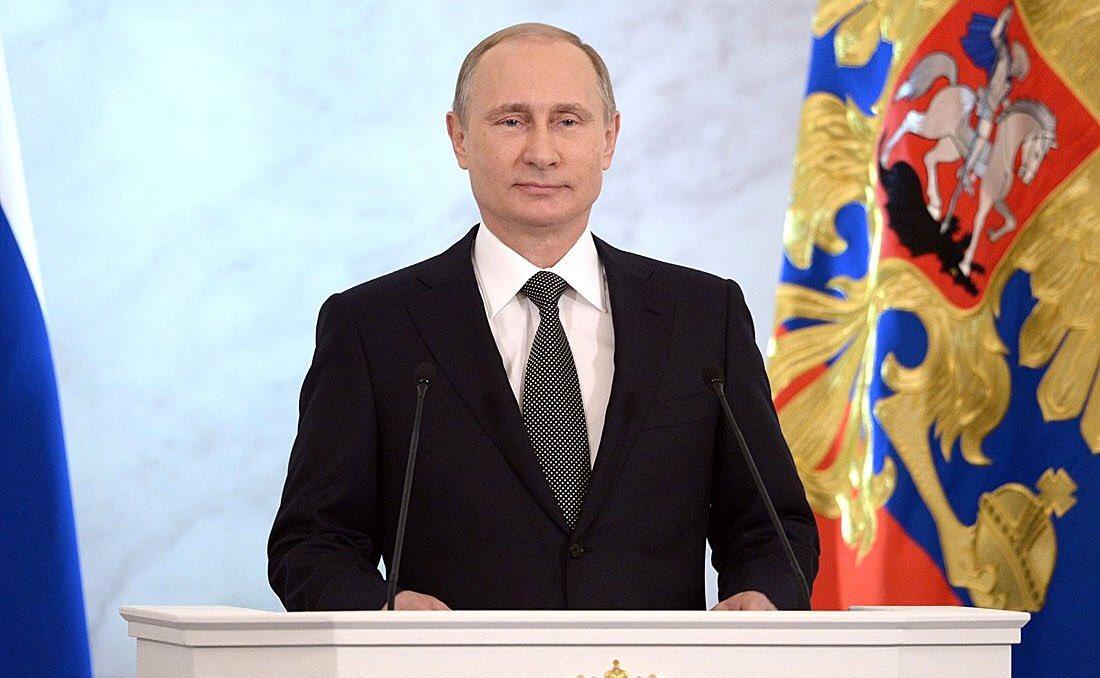 Владимир Путин огласит Послание Федеральному собранию 1 марта: Песков подтвердил дату выступления