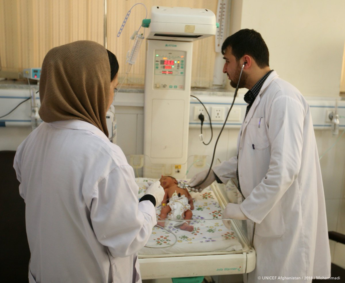 #DYK Newborn deaths during first 28 days of life in #Afghanistan are among the highest in the world #EveryChildALIVE