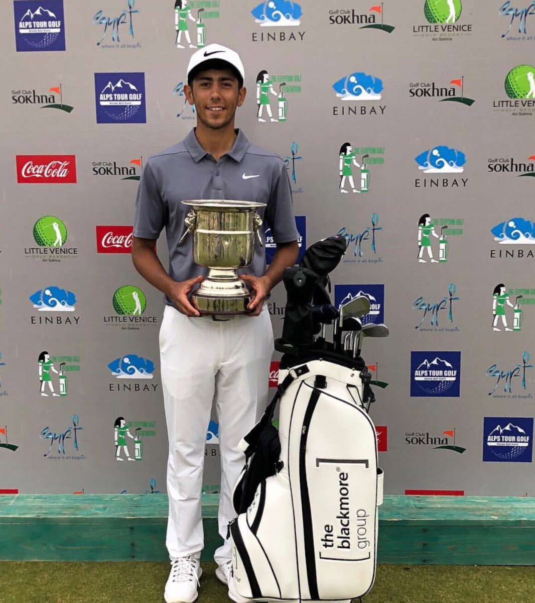 Incredible news to wake up to . @modestgolf player @JackSinghBrar has was the Red Sea event on the @alpstourgolf by 5 shots  . Proud of you