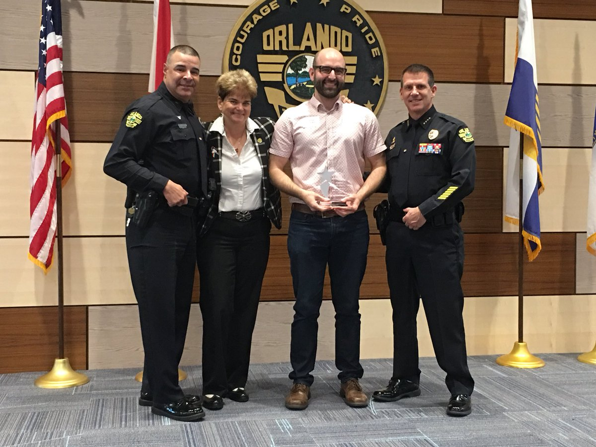 Neighborhood Watch Block Captains of the Year District 4 - Seth Dobey District 5 - R. Tracy Anderson District 6 - Colin Dewar