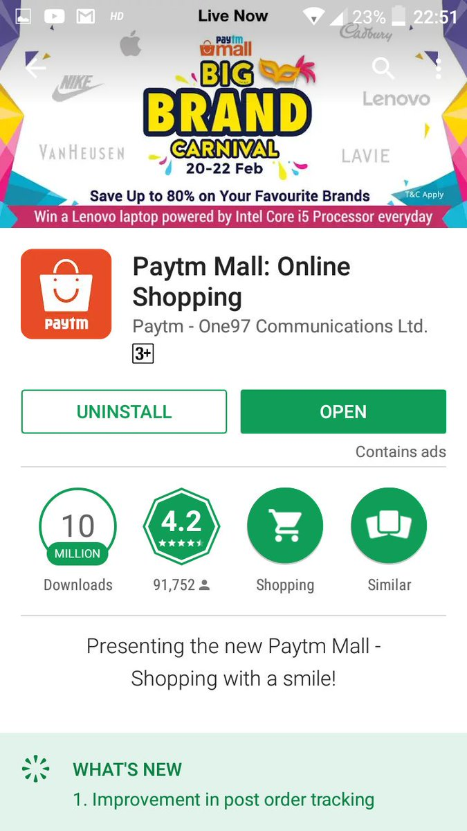 Paytm Care on Twitter: