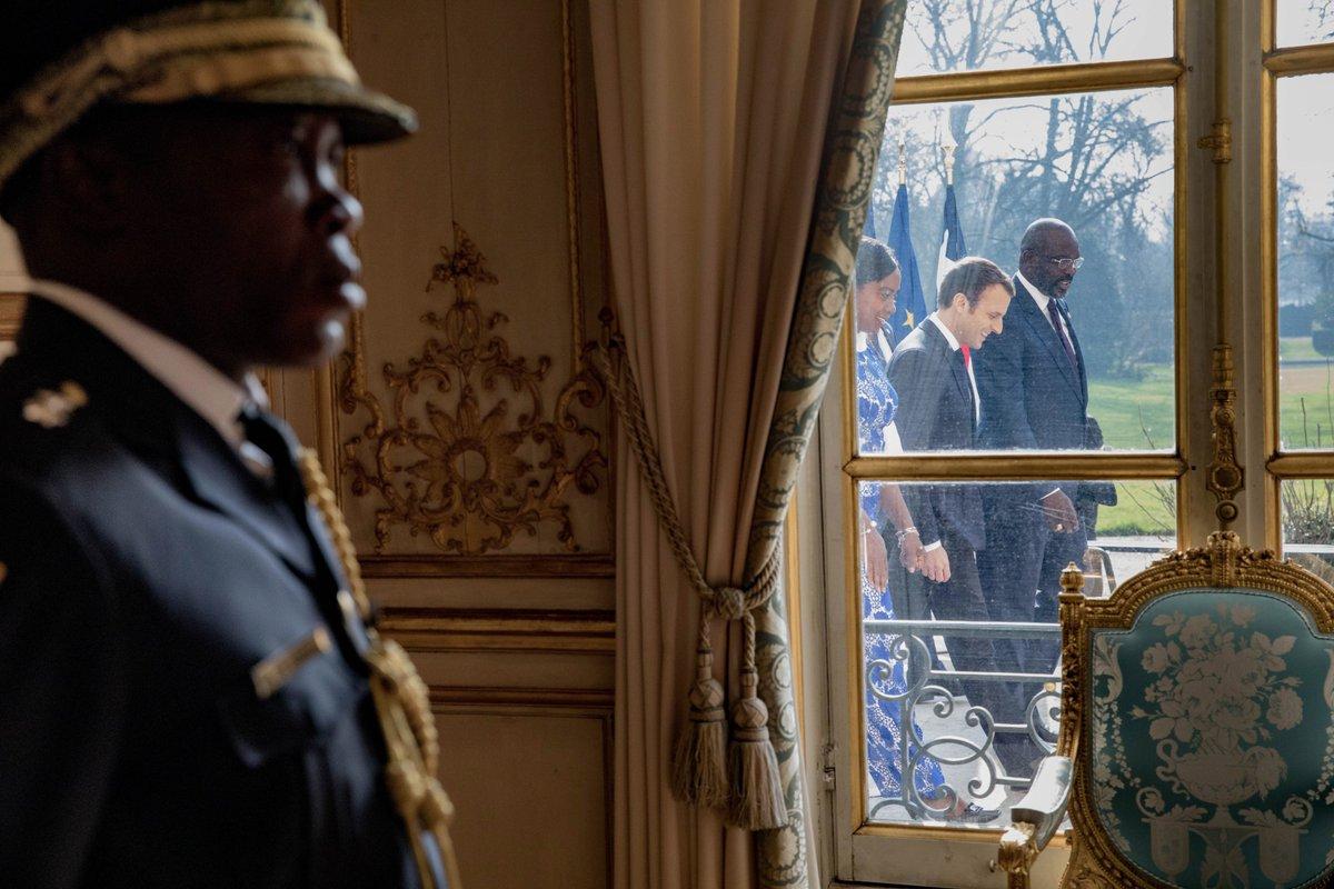 La France va renforcer ses liens avec le Liberia. Suite à l'élection de George Weah, nous avons inscrit le Liberia sur la liste des pays prioritaires de notre aide au développement.