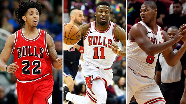 The #Bulls are inserting 3 new players into their rotation.  Here's what they're hoping to see (and what we can expect) from David Nwaba, Cristiano Felicio and Cameron Payne: https://t.co/uuBpdpfZm9