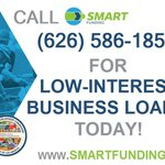 Want assistance transitioning your business through the #minimumwage increases? #DYK @Countyofla offers low-interest loans? Learn more about Smart Funding.
