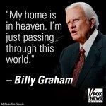 RT @FoxNews: Reverend #BillyGraham, 1918-2018 http...