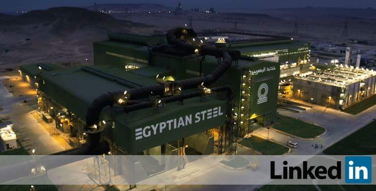 #Egyptian_Steel page on #LinkedIn For all updates  linkedin.com/company/275861…