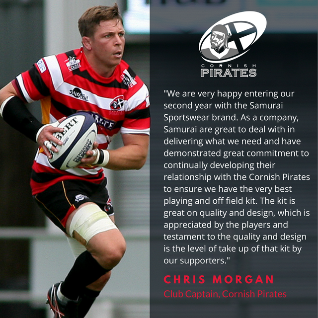 test Twitter Media - A huge thank you to @CornishPirates1 for their great feedback! Check out our teamwear catalogue and become a part of the #SamuraiFamily >> https://t.co/V7KAJQM8kw 📷 (Brian Tempest) https://t.co/sSy5Am9P2S