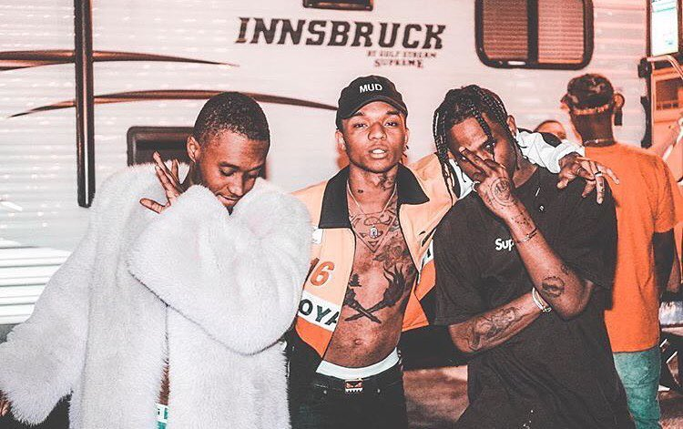 "Travis Scott will be featured on Rae Sremmurd's ""SremmLife 3 dropping on friday"