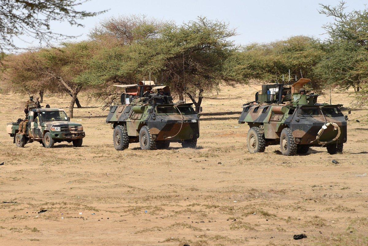 Mali : deux soldats français tués et un...