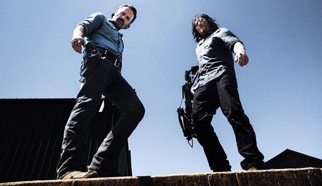 The Walking Dead, 8. sezonun yeni bölüml...