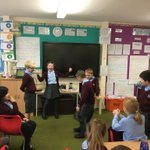 Here's some more of 3R - they all wanted to be on our Twitter page!