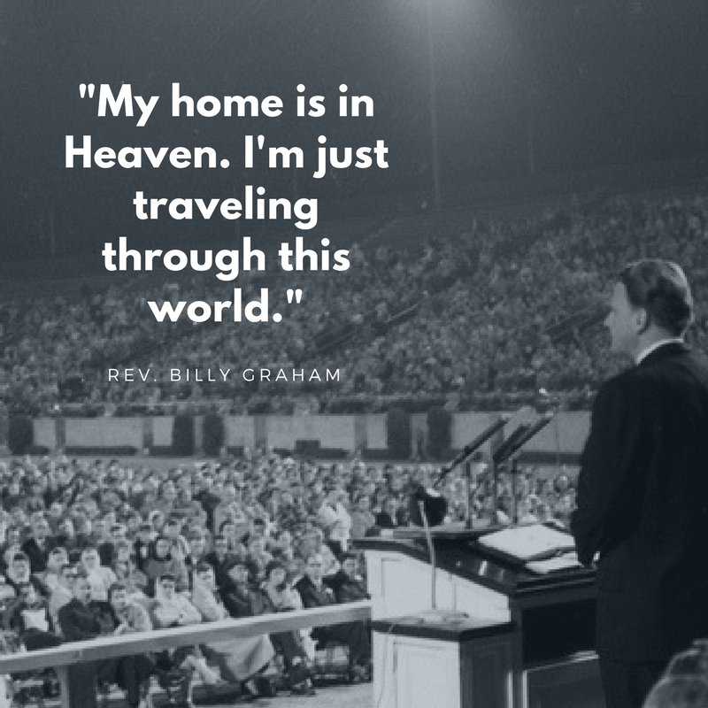 billy graham a true leader and Why billy graham was determined to globalize evangelicalism the evangelical movement lay with leaders in the global south by now, graham and others recognized.