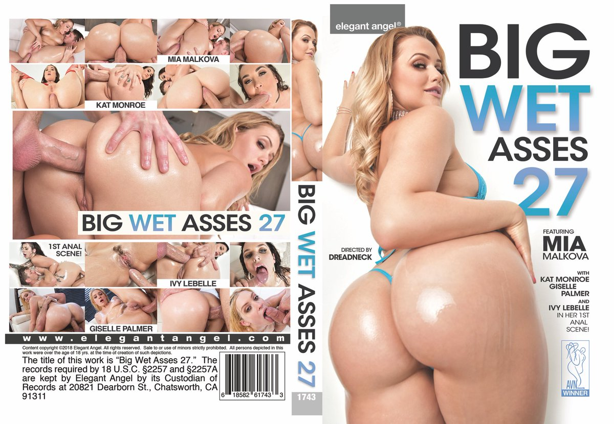 "elegant angel on twitter: ""big wet asses 27 is out march 26th with"