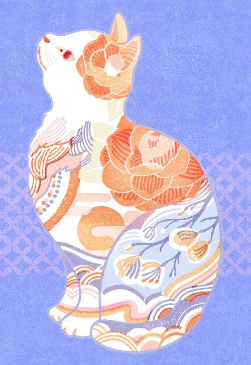 ネコ科  #猫の日